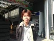 サービススタッフ 坂上 岳史