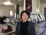 フロント事務 中井 加栄子