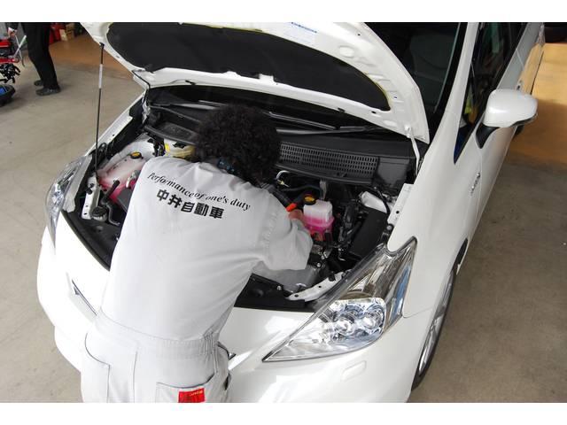 高級輸入車も当社では整備が可能です!