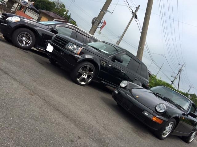 車両販売に関しては、新車・中古車注文販売専門になります。