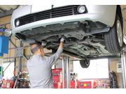 車高調やブレーキパット、ローター取り付けも対応しています。