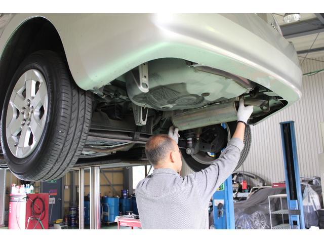 一般整備や車検整備もお任せ下さい。