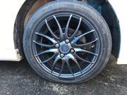 タイヤ&ホイールもお任せ下さい!17インチまで対応可能です。