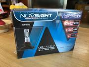 LEDヘッドライト&フォグランプも取り付けます!