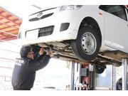 ミッションやドライブシャフト、デフ修理も対応致します。