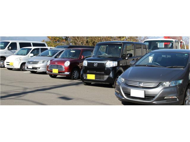 多種多様な代車も取り揃えております