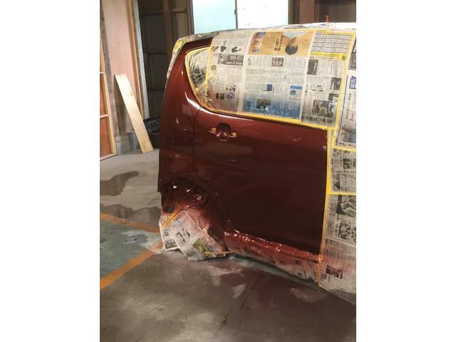 フェンダーの錆び補修・修理も受付してます!