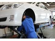 ブレーキ類や各種足回りパーツの修理・整備もお任せ下さい。