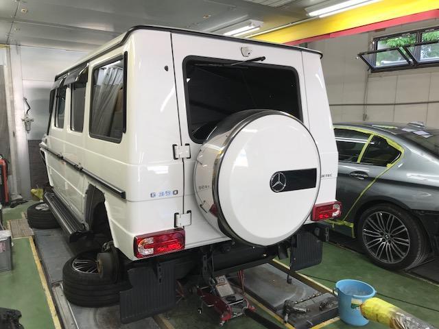 輸入車修理もお任せください