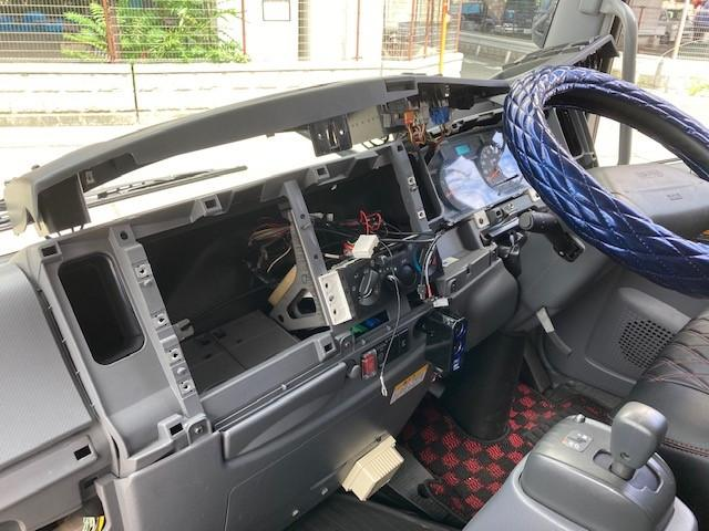 24Vトラック用品取付・出張取付