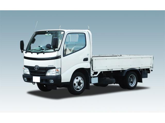 2トン程度のトラックも店舗交換のみ対応可能。高さ250センチまで。