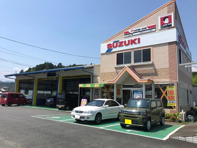 高萩市の有限会社鈴木モータース高萩です。お車の事なら当店へお任せください!100円レンタカー取扱店