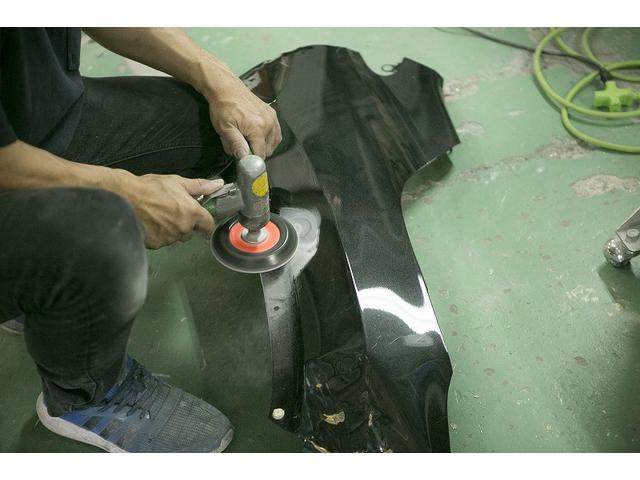 中古部品での修理など、お客様とご相談しながら仕事を進めてまいります。