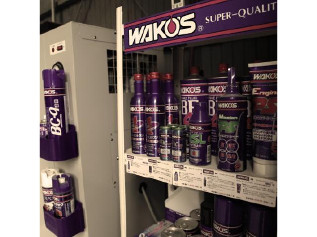 Body Works Ritz WAKO'S取り扱い店