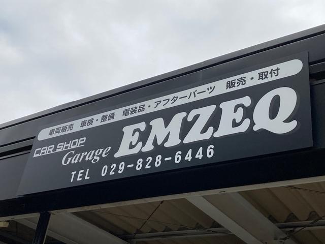 かすみがうら市のGarage EMZEQです!パーツ持込取付等お任せ下さい!