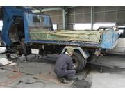 3tトラックまで整備・修理いたします