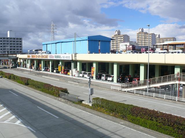 スーパージャンボ中川店 軽自動車専門店(1枚目)
