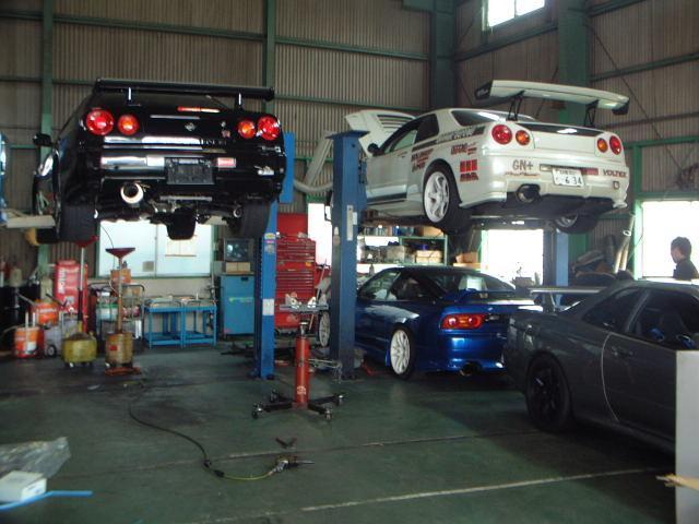 ディフェンドコーポレーション GT-R&GTスポーツ専門店(6枚目)