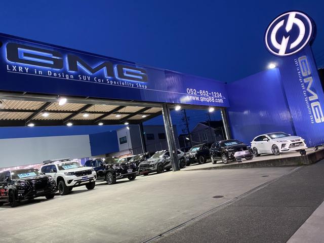 GMG(ジーエムジー)プレミアムSUV専門店