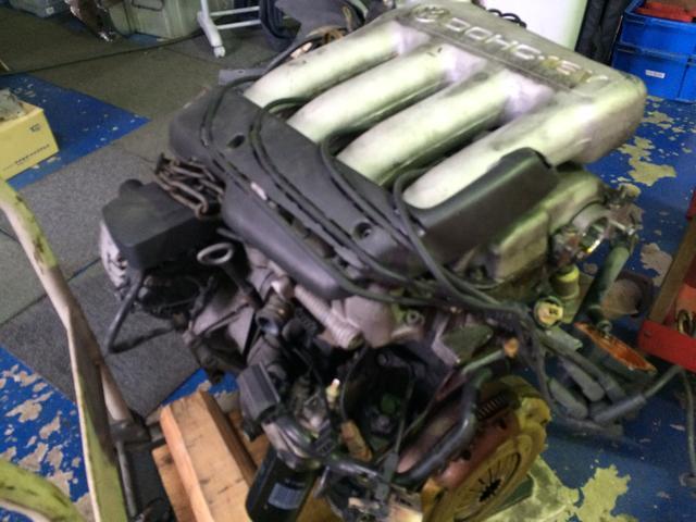 エンジン乗せ換えの重整備もおまかせいただけます