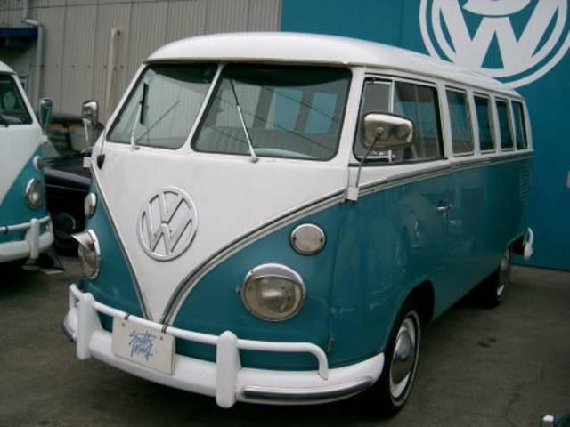 VWバスカラーリングもいくつもあります!オーダーくださいね。