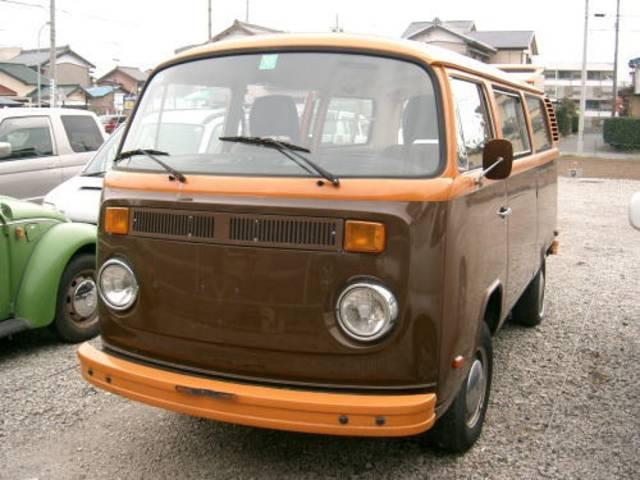 VWバス得意です!お考えの方是非一度お気軽にご相談ください!
