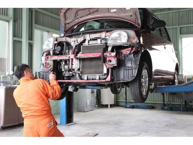 事故修理や保険修理もご対応しております