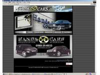 Hands Cars