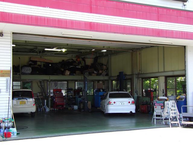 認証工場(岐第5845号)を持ちお客様のカーライフをサーポートして行きます!!購入後も安心です!!