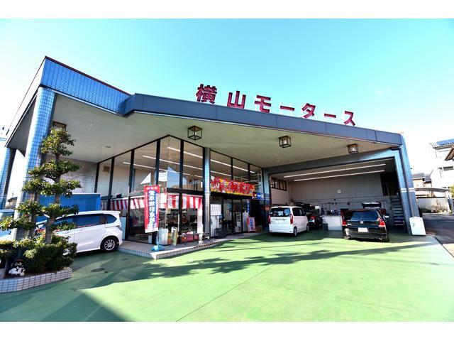 (株)横山モータース 軽自動車【JU適正販売店】(1枚目)