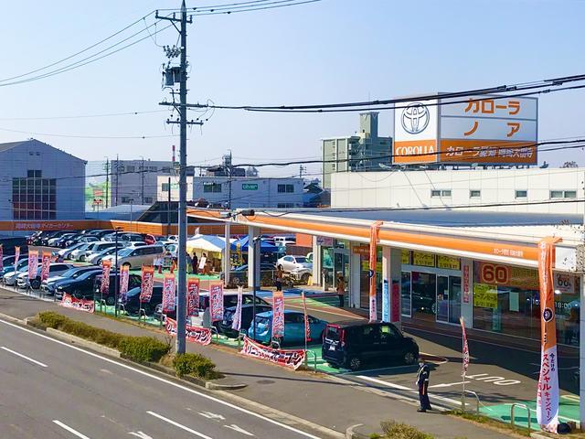 トヨタカローラ愛知(株) 岡崎大樹寺マイカーセンター(0枚目)