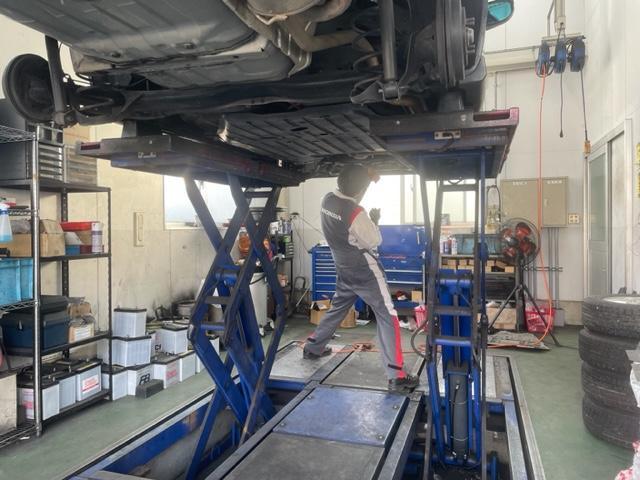 お車の購入から点検・車検まで愛車をしっかりサポート致します。