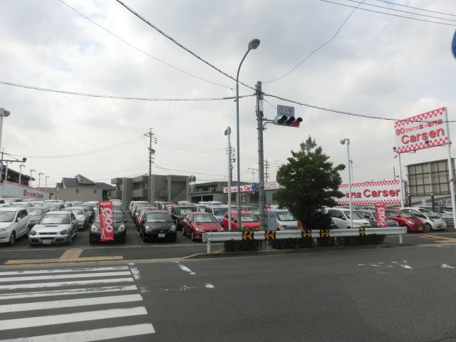 カーセン緑営業所 80万円までの車☆専門店