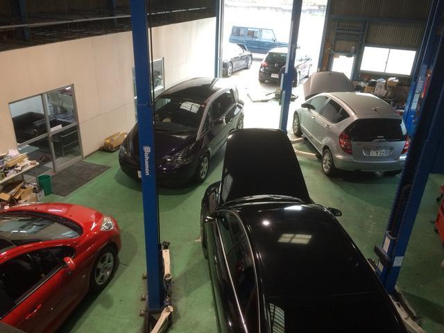 メーカー問わず、あらゆる車種に対応しております。