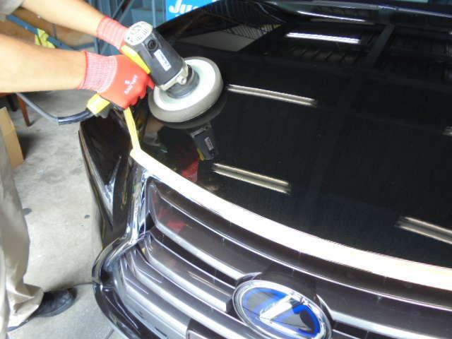 入庫したお車は、すべてコンパウンドで磨いてから展示しております。ボディの状態を是非ご覧ください。