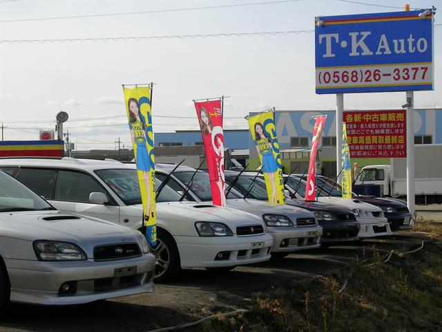 T・K Auto/スバル車専門店(1枚目)
