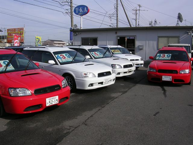 T・K Auto/スバル車専門店(2枚目)