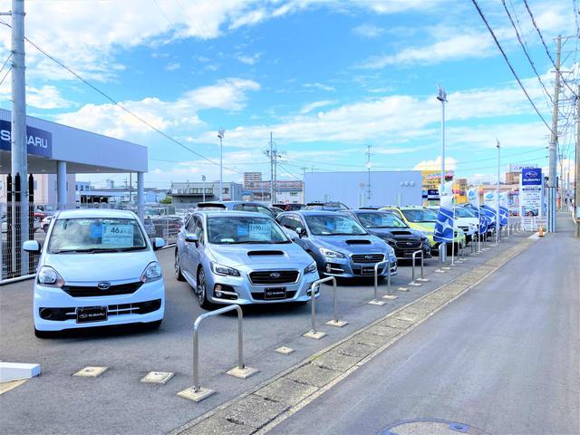 三重スバル自動車(株) カースポット四日市(1枚目)