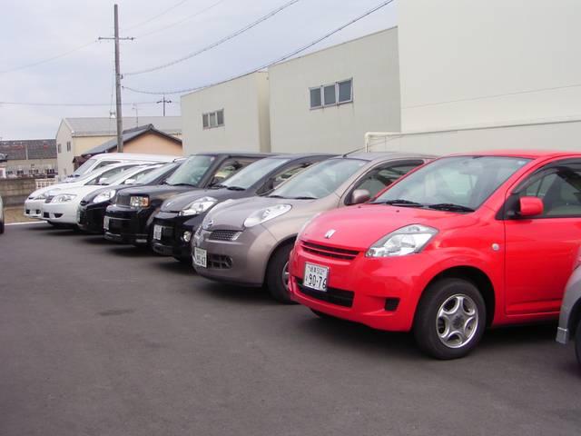 掲載車以外にも10台程在庫していますので、ご予算に合わせてご提案させて頂きます。
