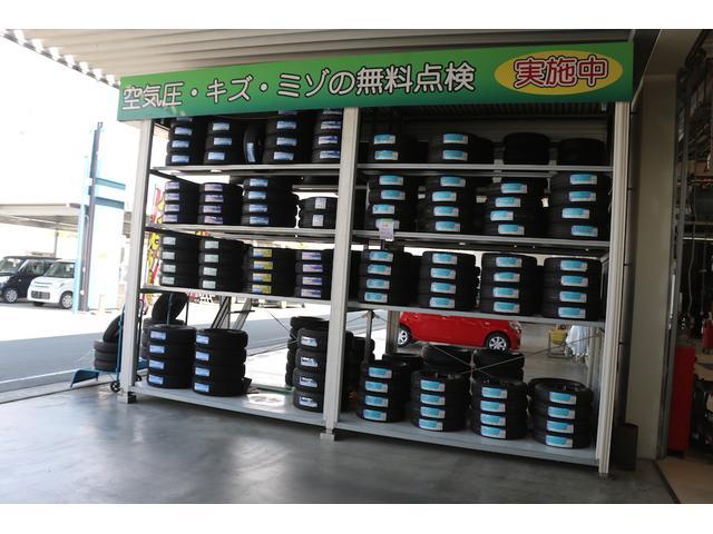 タイヤの販売も行なっております。注文販売もできます!