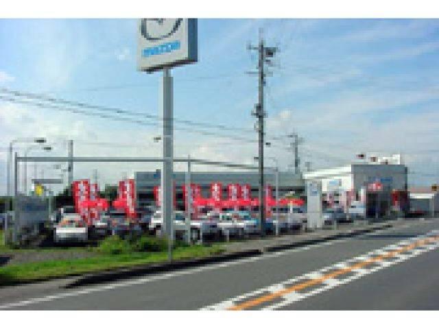 (株)東北マツダ 水沢店の店舗画像