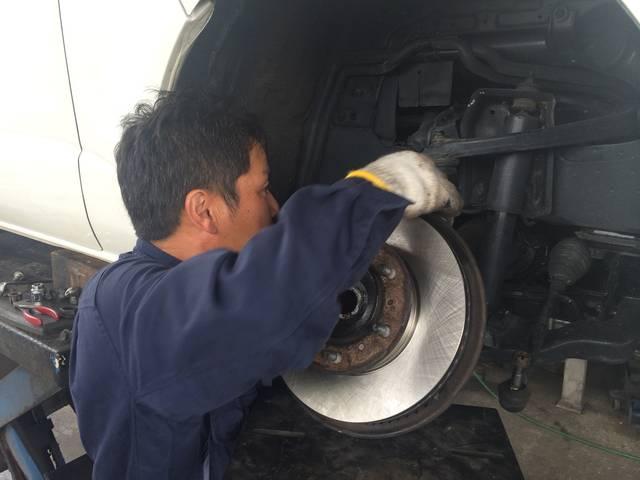 お車とお客様が大好きだから!安全と安心をしっかりとお客様にお届けします。