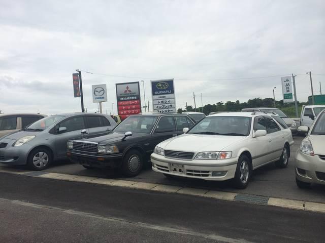 お車の販売もしております。欲しいお車も全力でお探しします!ご相談ください!