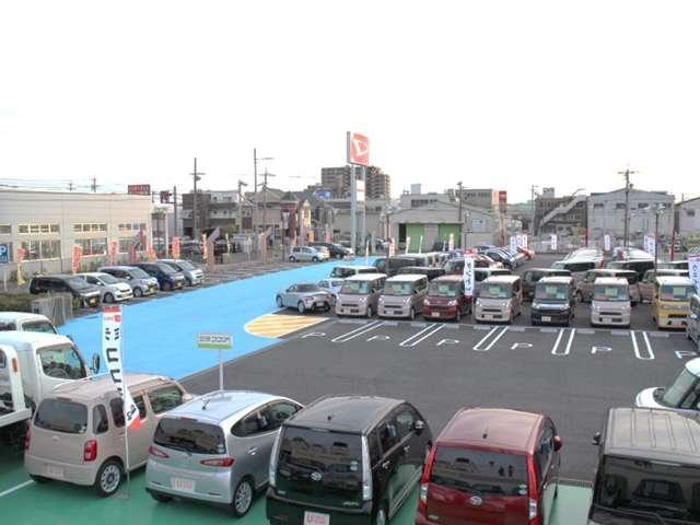 名古屋ダイハツ U−CAR鳴海の店舗画像
