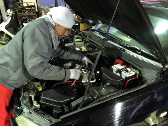 橋本モータースでは、お客様のご要望とお車の状態から最適な整備・修理をご提案させていただきます!