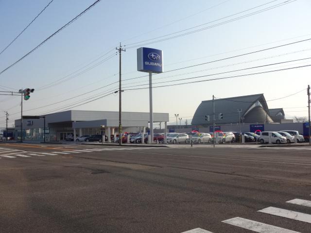「福井県」の中古車販売店「北陸スバル自動車(株) カースポットふくい」