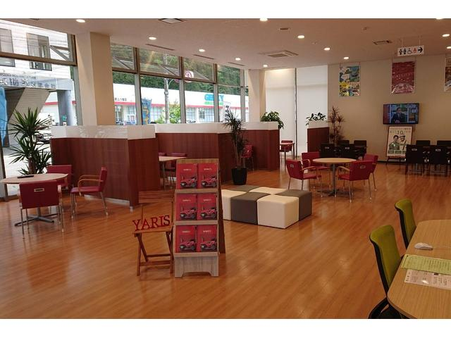 岐阜トヨタ自動車 八幡店(1枚目)