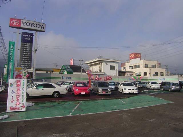 岐阜トヨタ自動車 三田洞店