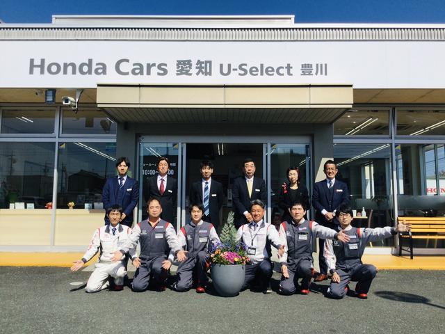 Honda Cars 愛知 U-Select豊川(2枚目)