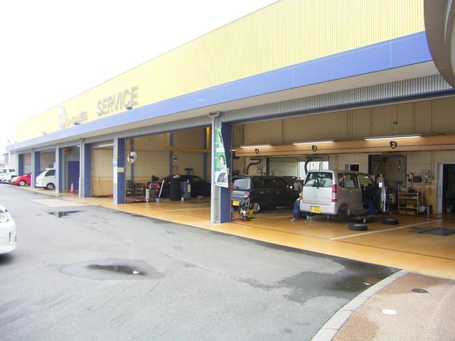 トヨタカローラ岐阜 U-Car長良店(2枚目)